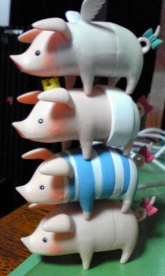 我が家の豚事情